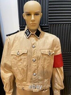 Original ww2 german SA uniform