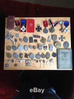 Original ww2 german medals