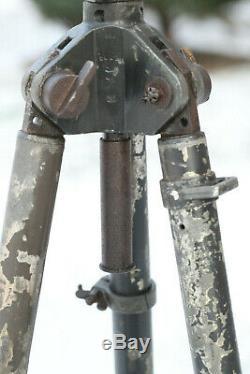 RARE Original WWII German Wehrmacht MG AA Tripod Flieger Dreibein Lafette