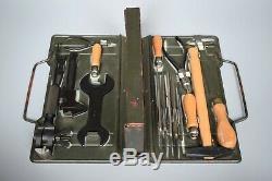 RARE WWII German MG34 MG42 Kl. Waffenmeister Werkzeug Tool Kit Original H&K 1940