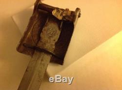 Rare Original Gott Mit Uns German War Belt Buckle Soldier Vet Sale Ww1 Ww2