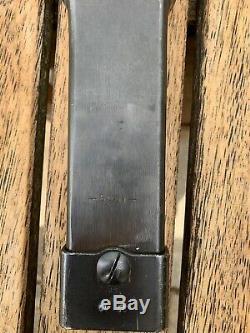 Rare WW2 German Original Early MG 34 Mg34 Milled Tripod Tool Rear