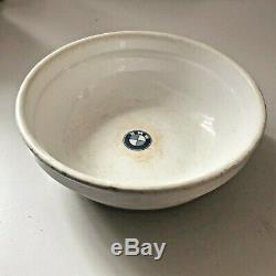 Rarity Original Bmw Bowl From 1940 / German Porcelain Ww2 Bauscher & Weiden