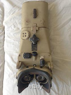 Scarce Original Carl Zeiss 12 x 60 DF Binoculars Jumelle WW2 WWII German Tan