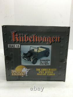 Ultimate Soldier Kubelwagen WWII German Military Vehicle