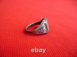 WW 2 Original German Military Ring WH