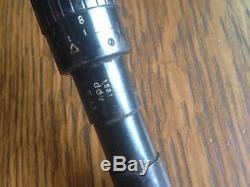WW II ZF41 scope original WW2 german mauser