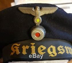 WW2 GERMAN KRIEGSMARINE UNIFORM(ORIGINAL)1940-1945 year