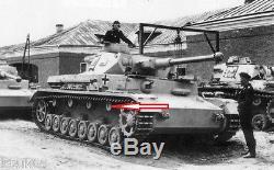 WW2 GERMAN Panzer Pz. Kpfw. IV Ausf. F2 /J upper roller Original