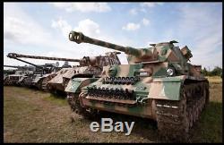 WW2 GERMAN TANK Pz. Kpfw. IV WING (right) Original! SUPER RARE