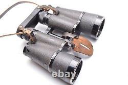 WW2 German 10X50 POWER BINOCULARS. Dienstglass blc