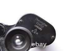 WW2 German 10X50 POWER BINOCULARS. Dienstglass cxn (PG4)