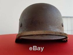 WW2 German Helmet 100% Original