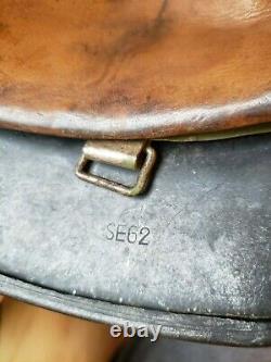WW2 German Helmet LUFTWAFFE M40 Single Decal Stahlhelm WWII with liner