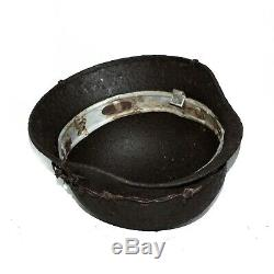 WW2 German Helmet M40 Size 68. The Battle for Stalingrad. World War II Relic