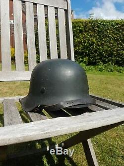WW2 German Helmet Original M42