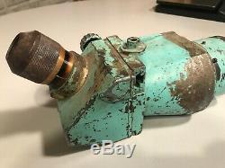 WW2 German Luftwaffe 10x80 Flak Binoculars D. F. 10x80 Original & Unrestored