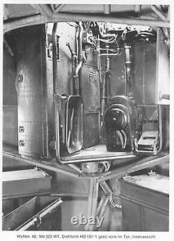 WW2 German Luftwaffe control stick SG7