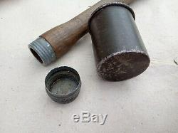 WW2 German M 24 parts marked brb 42