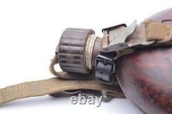 WW2 German M31 TROPICAL CANTEEN. (Tropen Feldflasche 31) HRE43/HRE44