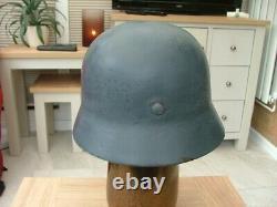 WW2 German M35 Helmet Original
