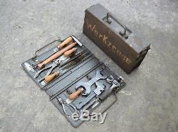 WW2 German MG34 MG42 Tool Kit Original Kl Waffenmeister Werkzeug 1944 WWII RARE