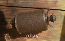 WW2 German Original 11 Paperweight M43 Potato Masher Semi Relic Original Handle