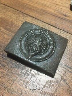WW2 German Original Youth Relics. Ground Dug Relics