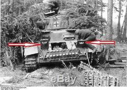 WW2 German Original hatch PANZER TANK PzKpfw IV Pz. IV
