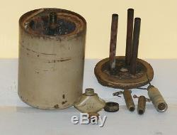 WW2 German SMi 35 original body in mint/museum conditions