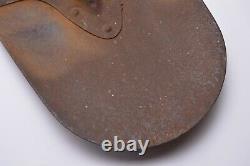 WW2 German Short handled pioneer shovel marked AB&C 1940