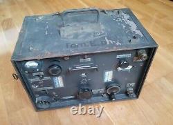 WW2 German Torn. E. B radio marked 1943 year (W)