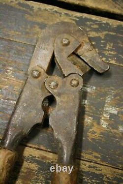 WW2 German Wehrmacht Original Wire Cutters Engineer Pionier