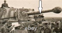 WW2 German driver top hatch Panzerjäger Tiger (P)Ferdinand Elefant Wermacht