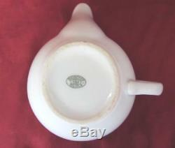 WW2 ORIGINAL GERMAN WOUNDED PORCELAIN FEEDER withRED CROSS MARKED