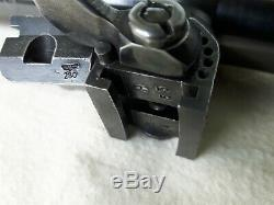 WW2 Original GERMAN ZF39 CARL ZEISS ZIEVER x4 Sniper Scope Mauser K98 Wehrmacht