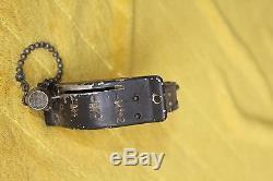 WW2 Original German Ignition Magneto Switch Fl. 21118 Fw190 Ta152 Me108 SSH45/6Z