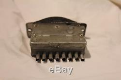 WW2 Original German Ignition Magneto Switch Fl. 21119 Fw190 Ta152 Me108 SSH45/6Z