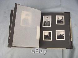 WW2 Original German Soldiers Photograph Album 55 Photos c1941