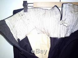WW2 RARE ORIGINAL! HERMANN GÖRING DIVISION German panzer pants / trousers