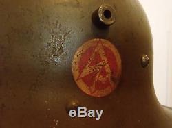 WW2 Rare Original German SA Helmet
