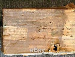 WW2 US A/N Mark 1 German Target Kite Unused In Original Box Spare Parts Must See