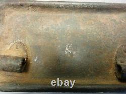 WW2 WWII GERMAN Water Box for MG 08 15 WW1 WW2 Reich Military Original 1936
