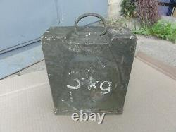 WW2 WWII German SAPPER DEMOLITION CHARGE 3kg