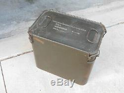 WW2 original German paratrooper parachute in box