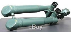 WWI WW1 WWII German Goerz Berlin Artillery Trench Periscope Rabbit Ears Original