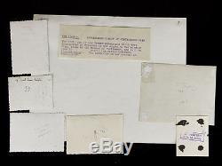 WWII Collection German U Boat Submarines Original Photographs 2
