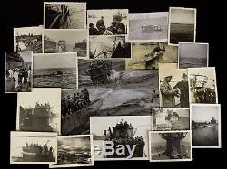 WWII Collection German U Boat Submarines Original Photographs 6
