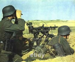 WWII GERMAN MGZ. 34 MG-Zieleinrichtung 34 TOP OPTICAL SCOPE PART IDEAL CONDITION