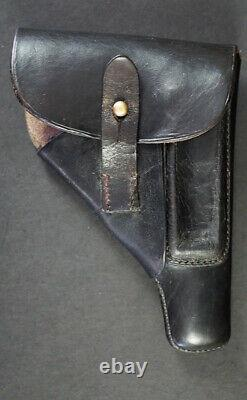 WWII GERMAN WALTHER-PP HOLSTER, Akah-DRGM